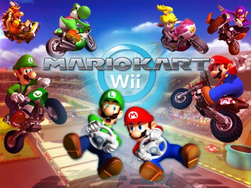 Mario Kart Wii Mentes Inquietas
