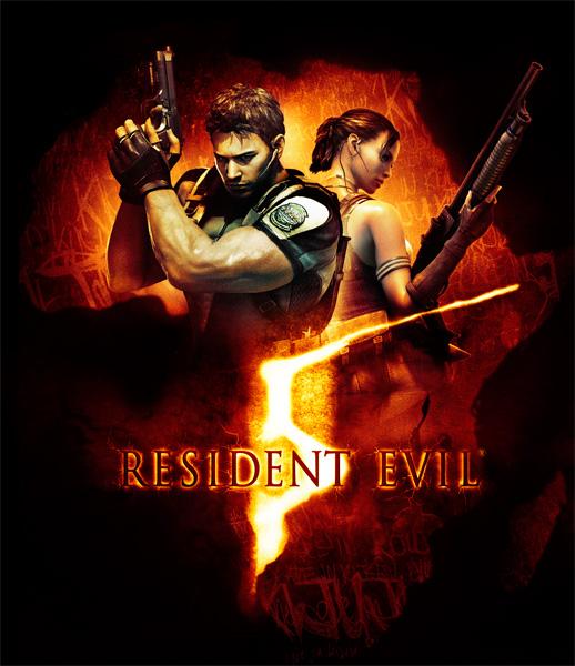 Enumera la Imagen.   Resident-evil-5-art1
