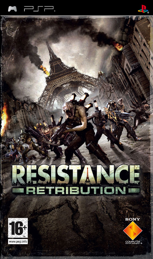 resistance retribution español